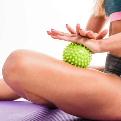 Pilates & Fitness Massage Ballen
