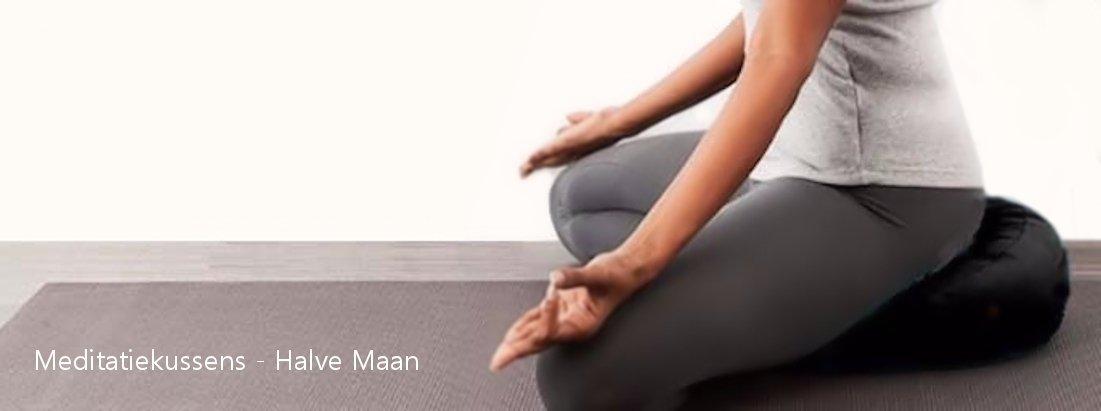 Meditatie Kussens Halve Maan