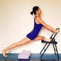 Yoga Stoelen / Bankjes