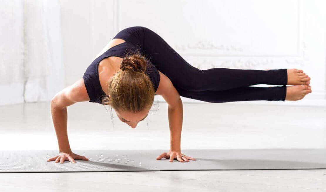 Yogablokken